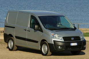 Fiat Scudo II (2007 - teraz) Furgon