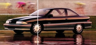 Buick Skylark VII (1992 - 1998) Coupe