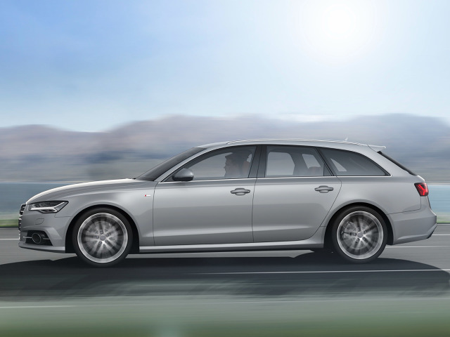 zdjęcie Audi A6 Avant