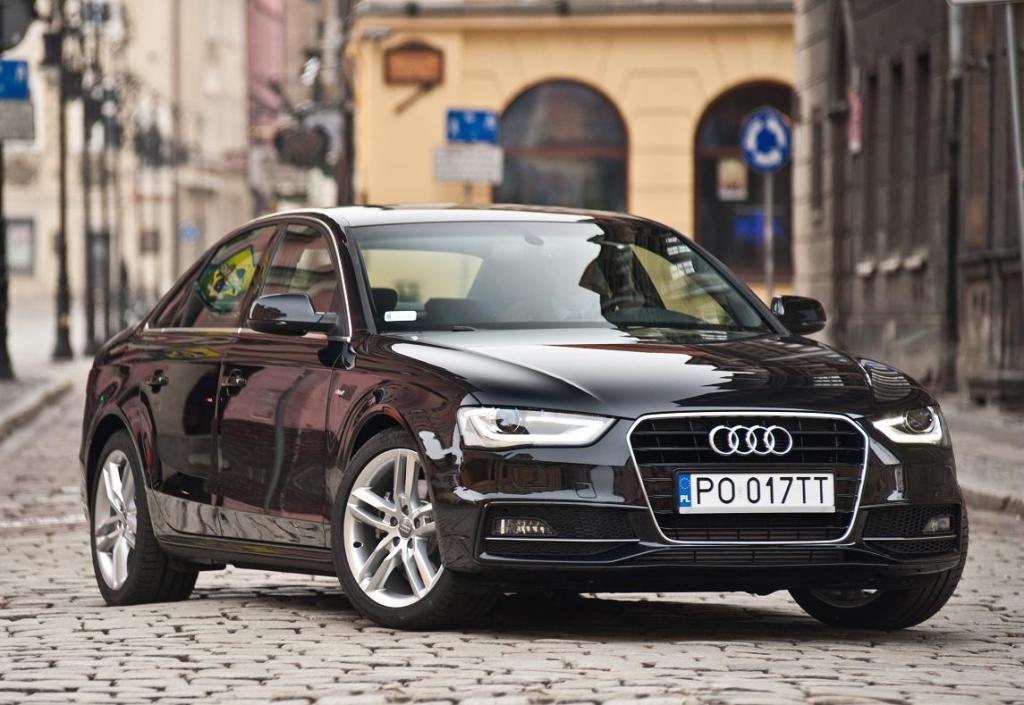 Audi A4 B8 Po Liftingu Już W Polsce