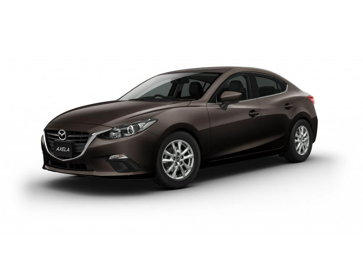 Mazda Axela Hybrid / Fot. Mazda