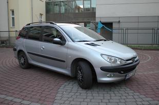 Używany Peugeot 206 SW. Zalety, wady i typowe usterki