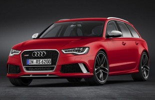 Audi RS6 III (C7) (2012 - teraz)