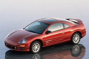 Mitsubishi Eclipse III (1999 - 2005) Coupe