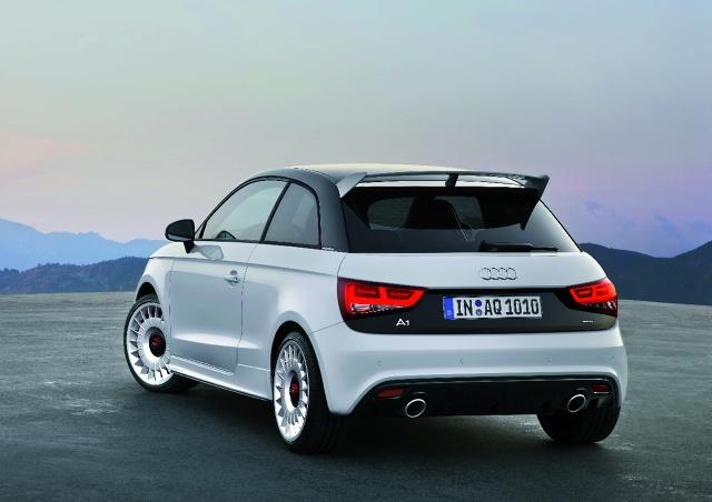 zdjęcie Audi A1 quattro