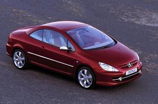 Peugeot 307 I (2001 - 2005) Kabriolet