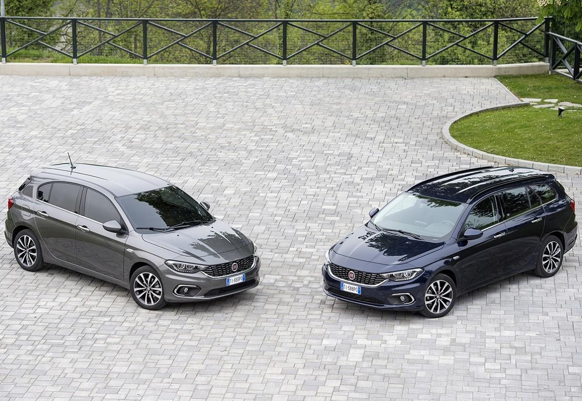 Fiat Tipo z LPG  Fiat Tipo w wersjach Hatchback oraz Station Wagon (kombi) jest dostępny z fabryczną instalacją LPG. Fabryczny montaż gwarantuje wysoką, jakość, niezawodność i idealną kalibrację do jednostki napędowej. Dodatkowo, samochód zachowuje pełną gwarancję producenta, bez wykluczeń związanych z eksploatacją pojazdu na paliwie LPG.  fot. Fiat