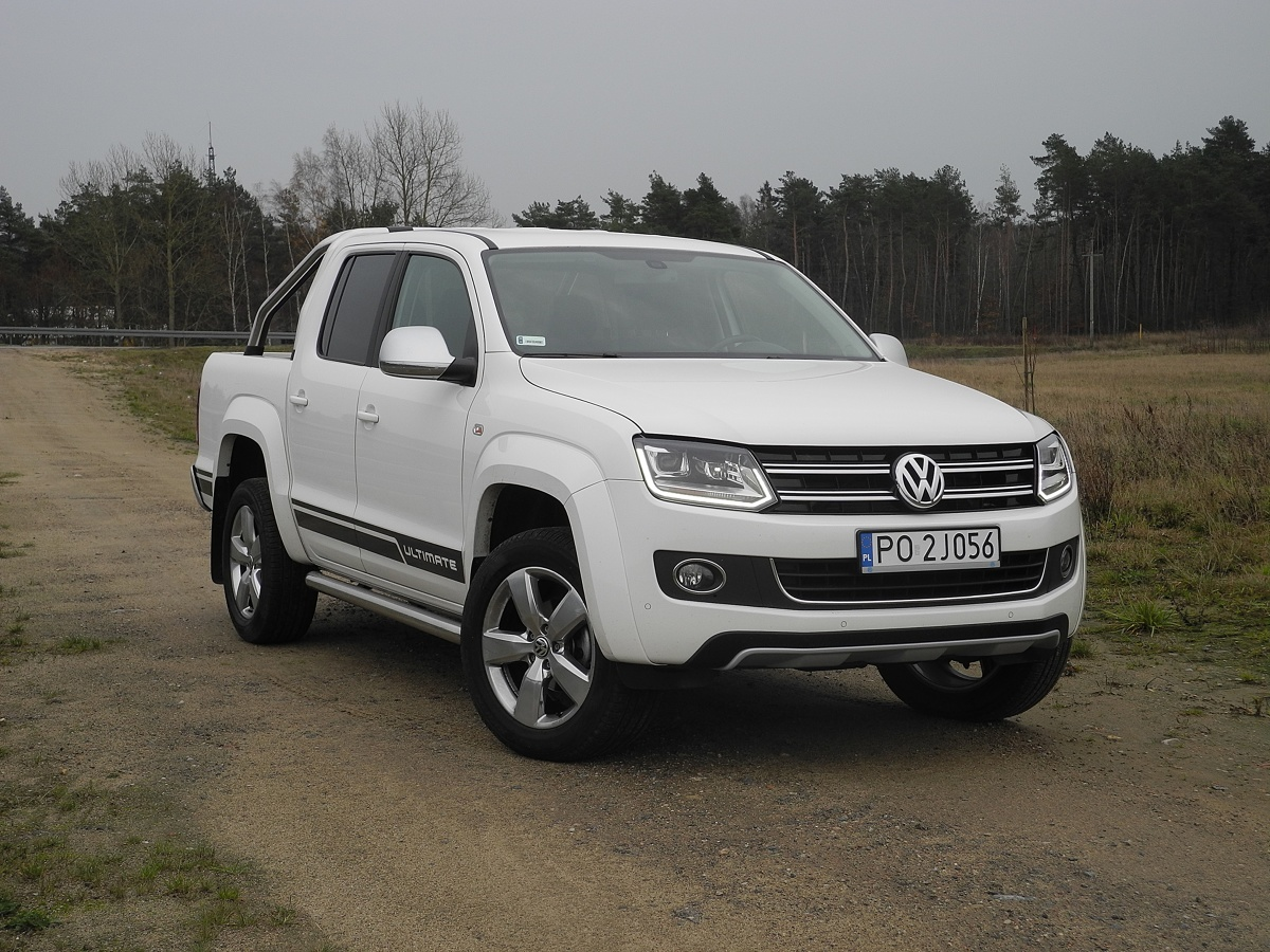 volkswagen amarok 2 0 bitdi 180 km pickup dla wymagaj cych. Black Bedroom Furniture Sets. Home Design Ideas