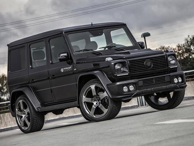 Mercedes-Benz Klasy G / Fot. Prior Design
