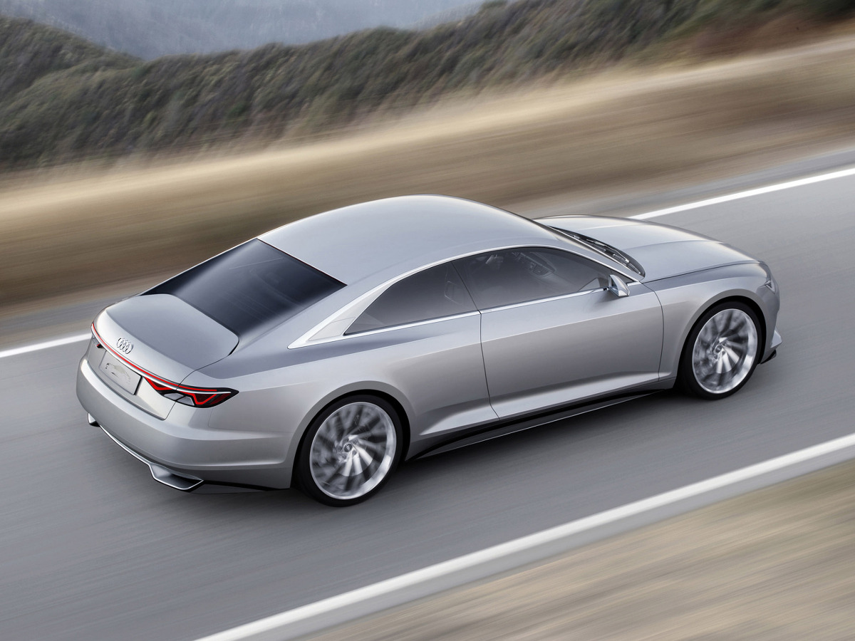 Nowe Audi A6 Będzie Inspirowane Konceptem Prologue Audi