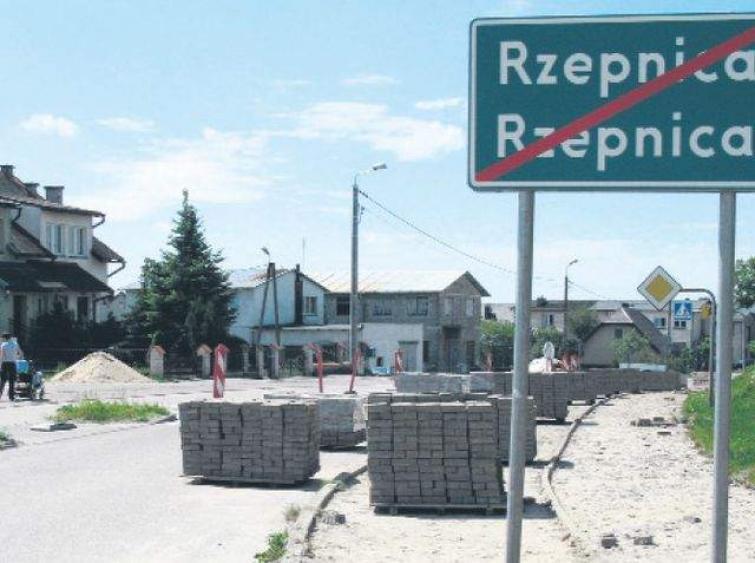 Rozpoczęto budowę ulicy Mierosławskiego w Bytowie