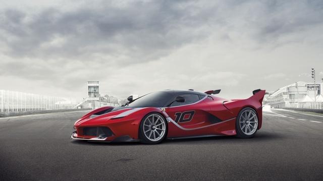 Ferrari FXX K / Fot. Ferrari