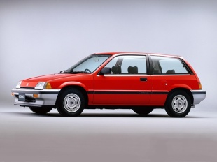 Honda Civic III (1984 - 1987) Hatchback