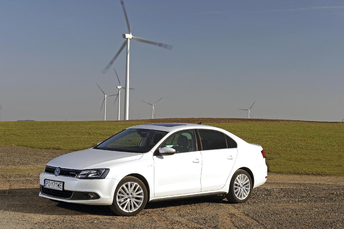Volkswagen Jetta Hybrid, Fot: Volkswagen