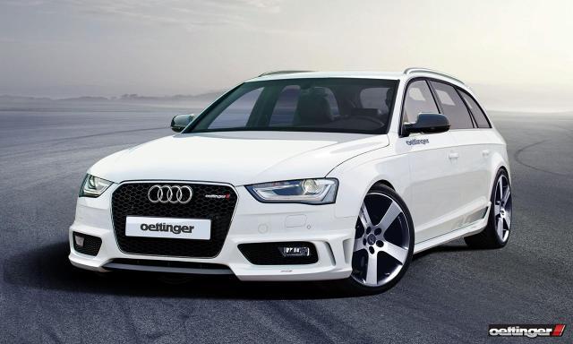Audi A4 / Fot. Oettinger
