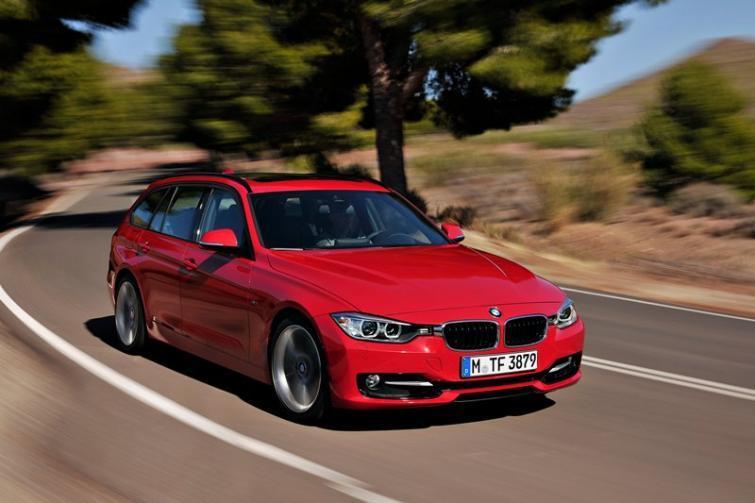 Nowe BMW Serii 3 także w wersji kombi. Zobacz zdjęcia