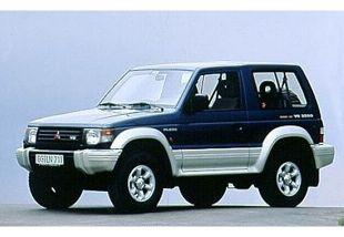 Mitsubishi Pajero II (1991 - 2000) SUV
