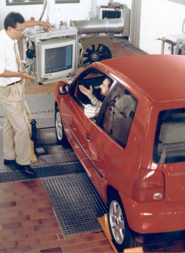 Fot. Bosch: Dokonując tuningu silnika warto efekty sprawdzić na hamowni.