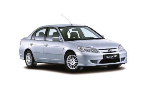 Fot. Honda: Model Civic IMA