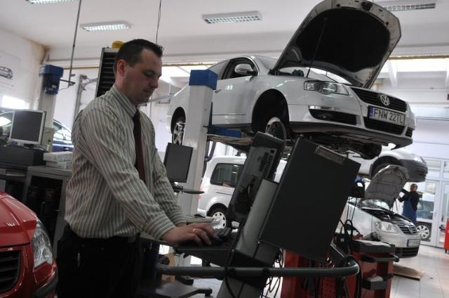 Wiosenny przegląd auta - co zrobić samemu, co zlecić mechanikowi