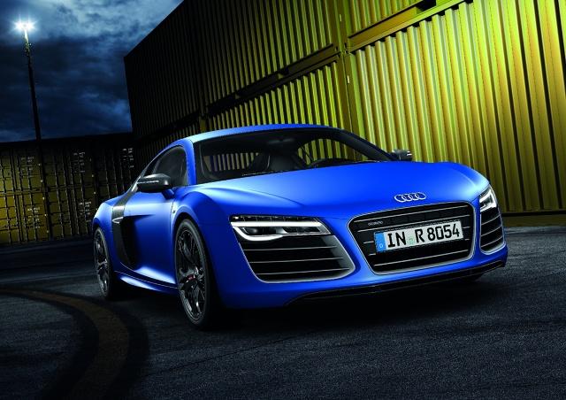 zdjęcie Audi R8 V10 Plus
