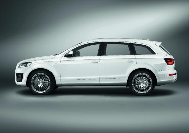 zdjęcie Audi Q7 V12 TDI quattro