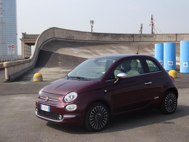 Fiat 500 / Fot. Tomasz Szmandra
