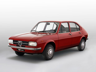 Alfa Romeo Alfasud (1972 - 1983) coupe