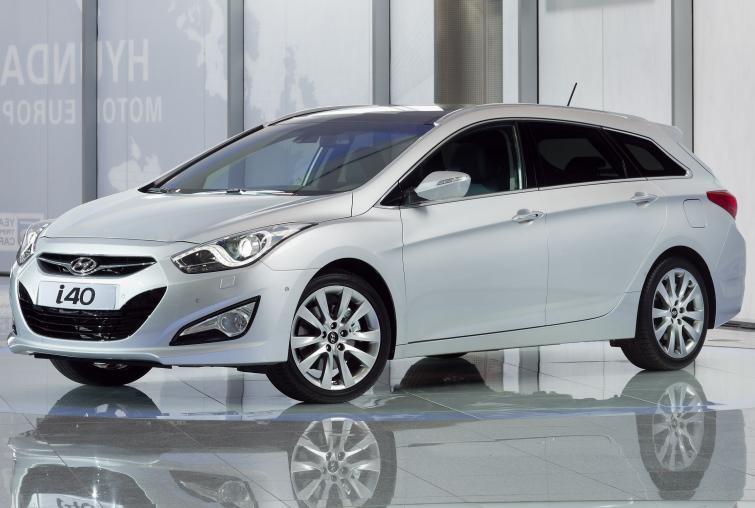 Nowy Hyundai i40 - debiut w Genewie