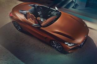 BMW Z4 Concept. Zapowiedź nowego roadstera