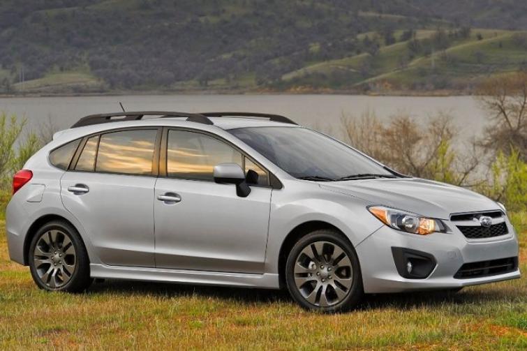 Nowe Subaru Impreza - zobacz zdjęcia