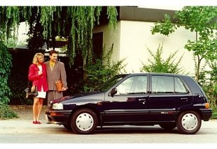 Daihatsu Charade III (1987 - 1994) Hatchback