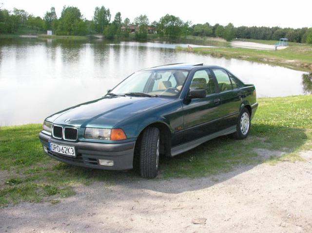 Testujemy używane: BMW 316i E36 - nie tylko dla młodych gniewnych