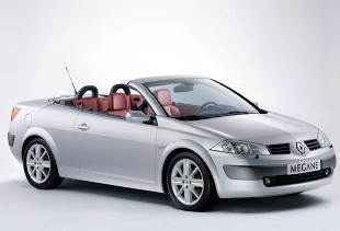 Renault Megane II (2002 - 2008) Kabriolet