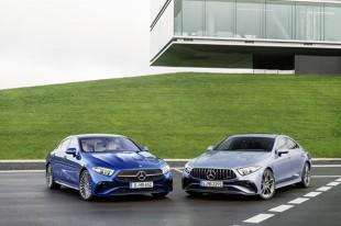 Mercedes-Benz CLS. Odmieniony wygląd i nowa limitowana edycja