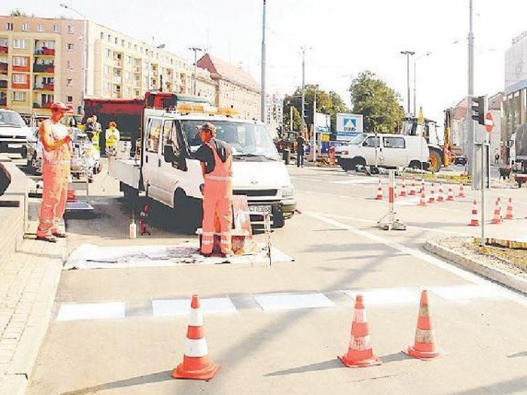 Szczecin: Od dziś pojedziemy przez centrum