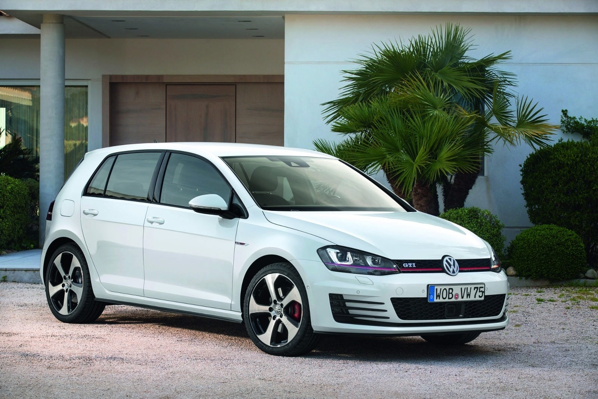 Volkswagen Golf VII GTI / Fot. Volkswagen