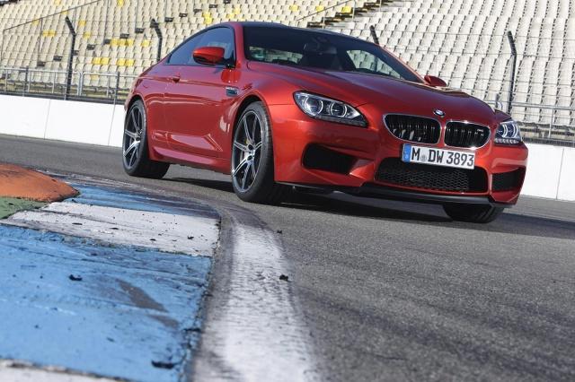 zdjęcie BMW M6 Competition