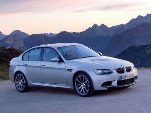 BMW M3 IV (E90/E92/E93) (2007 - teraz) Sedan