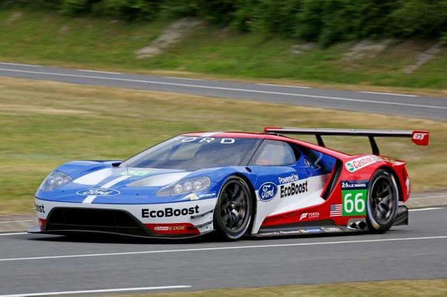 Ford Chip Ganassi Racing ogłosił, że w Długodystansowych Mistrzostwach Świata FIA WEC za kierownicą nowego Forda GT zasiądą kierowcy Marino Franchitti, Stefan Mücke, Olivier Pla i Andy Priaulx / Fot. Ford