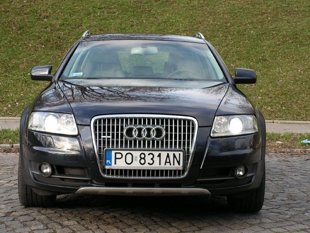 Audi A6 Zdjęcie Audi A6 Allroad 3 0 Tdi Foto