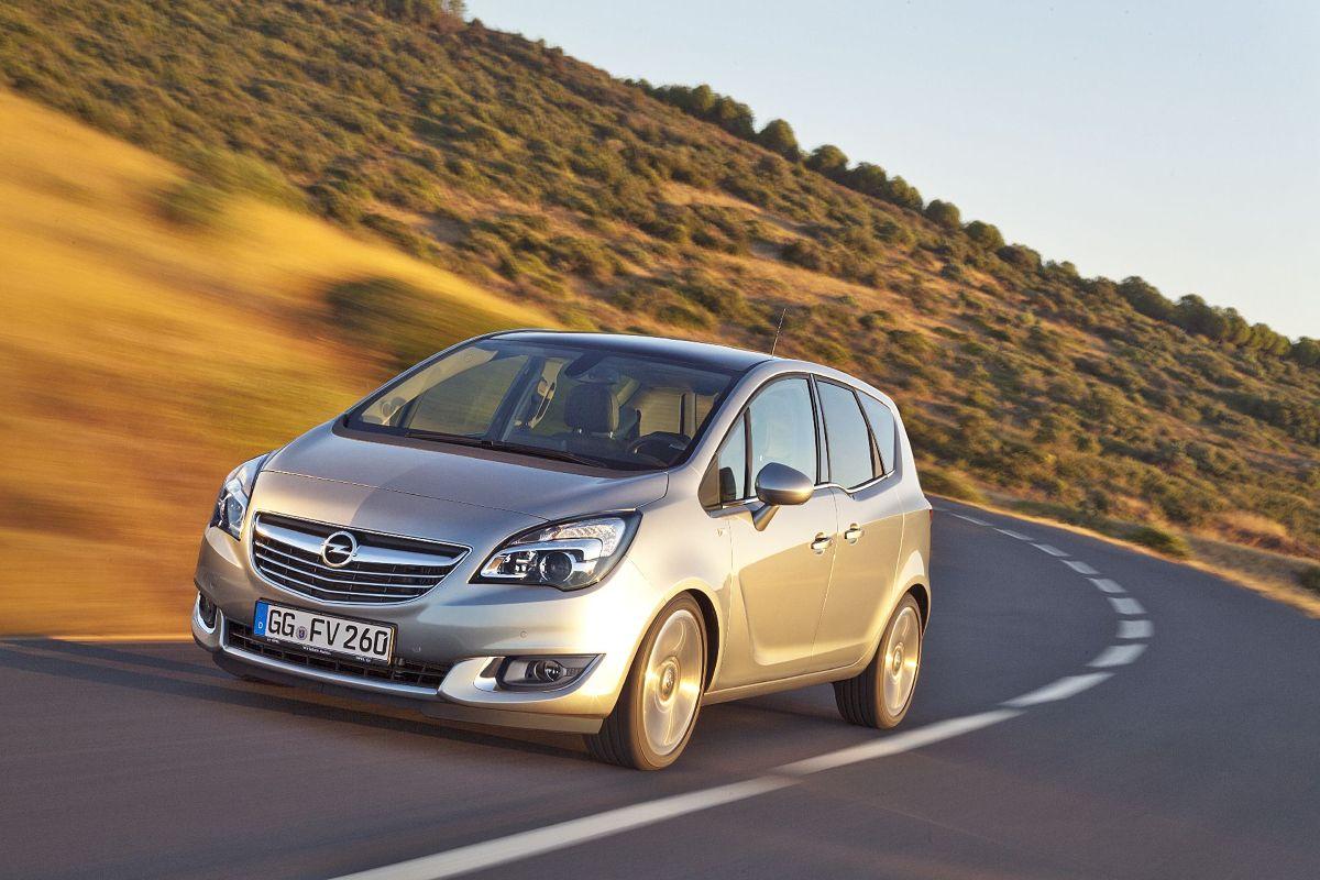 Opel Meriva, Fot: Opel