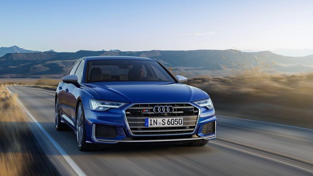 W wersji dla Europy Audi S6 sedan, Audi S6 Avant oraz Audi S7 Sportback będą napędzane trzylitrowym silnikiem TDI o mocy 350 KM i 700 Nm maksymalnego momentu obrotowego  Fot. Audi