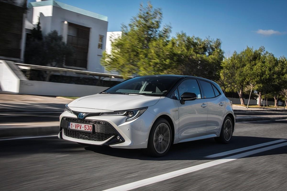 Toyota Corolla. Fot. Toyota