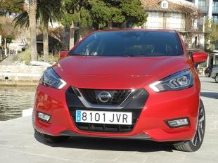 Nissan Micra   Zaprezentowany na salonie samochodowym w Paryżu w 2016 roku zupełnie nowy Nissan Micrawłaśnie wkracza do Polski. 45 990 zł. Pierwsze egzemplarze trafią do  klientów w maju.   Fot. Wojciech Frelichowski