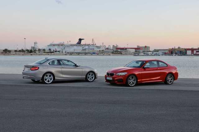 BMW Serii 2, Fot: BMW