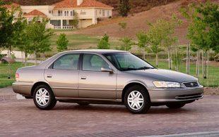 Toyota Camry IV (1996 - 2003) Sedan