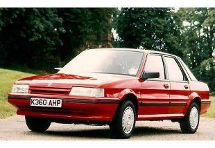 Austin Montego (1984 - 1995) Sedan