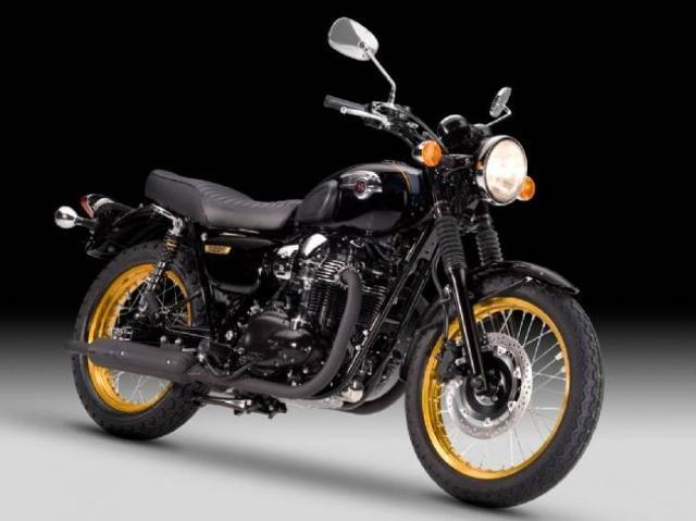Kawasaki W800 Special Edition - wersja limitowana