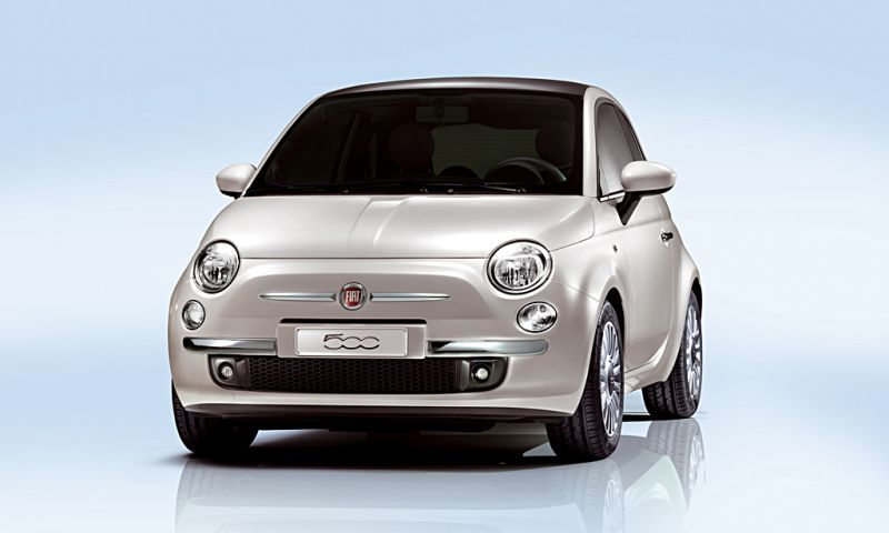 Fiat 500 Fot: Fiat